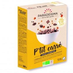 P'tit Carré cacao & noisettes (boite 300g)