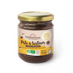 PATE A TARTINER ( cacao & souchets )